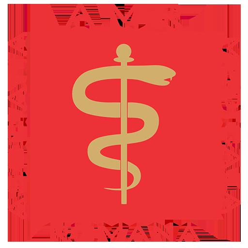 Asociația Medicală Română Logo